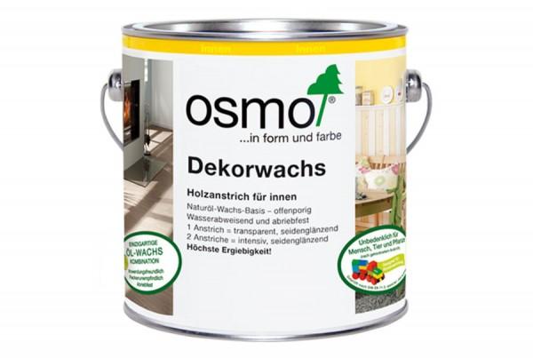 OSMO Dekorwachs   diverse Dekore, 2,5 Liter