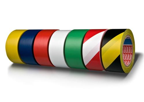 tesa Warnband-Bodenmarkierungsband