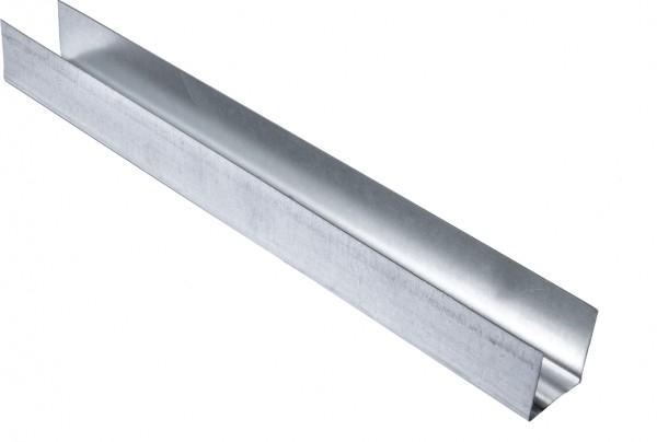 U-Deckenprofil UD28 | 3000 x 28 x 27 mm