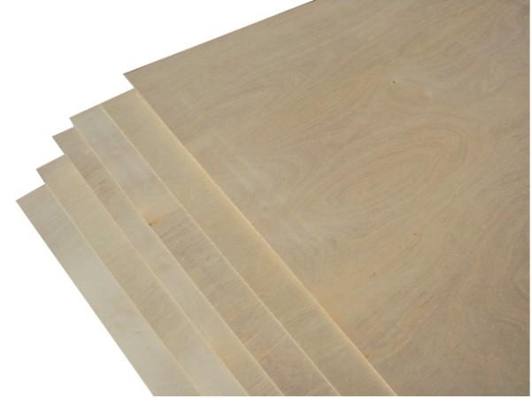 PEFC-Flugzeugsperrholz | diverse Stärken