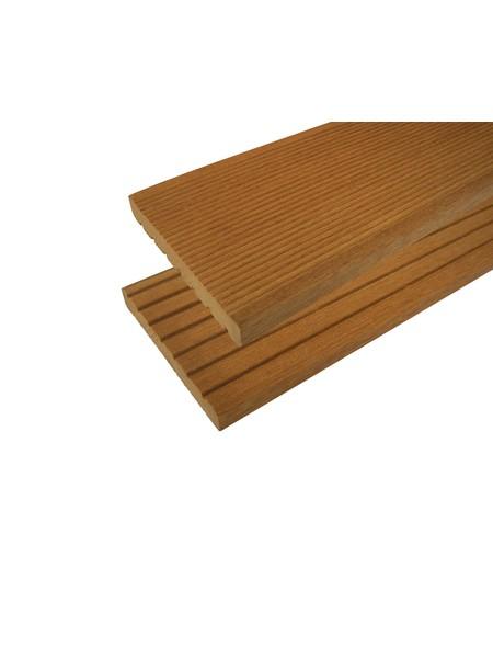 Holz-Terrassendiele Bangkirai Premium »2,5 x 14,4 cm«