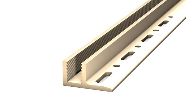 ProfiTec PVC-Basisprofil Beige >